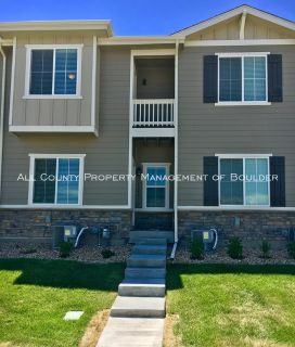 Brand NEW Townhouse in South Longmont