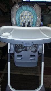 Graco High chair, Booster chair