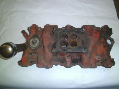 Buy 1958-1964 Chevrolet Corvette SBC Intake Manifold 3746829 vintage restoration motorcycle in Joliet, Illinois, United States, for US $199.00