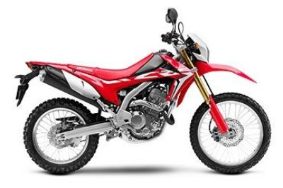 2017 Honda CRF250L Dual Purpose Motorcycles Chanute, KS