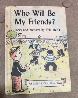 Vintage 1960 Who Will Be My Friend