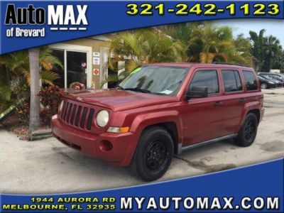 2007 Jeep Patriot Sport (Red)