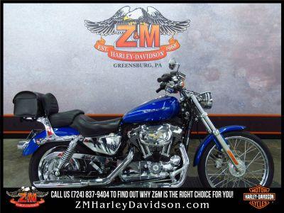 2007 Harley-Davidson Sportster 1200 Custom Cruiser Motorcycles Greensburg, PA