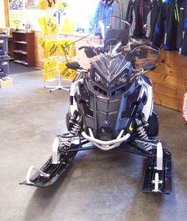 2018 Polaris 800 Titan Adventure 155 Mountain Snowmobiles Center Conway, NH