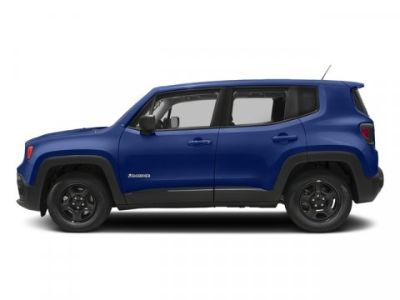 2018 Jeep Renegade Latitude (Jetset Blue)