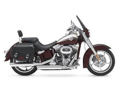 2010 Harley-Davidson CVO Softail Convertible Touring Motorcycles Greensburg, PA