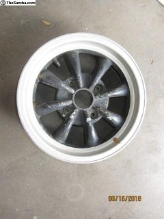 eight spoke empi wheel J6