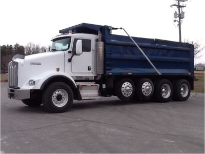 Competitive dump truck financing - (Nationwide)