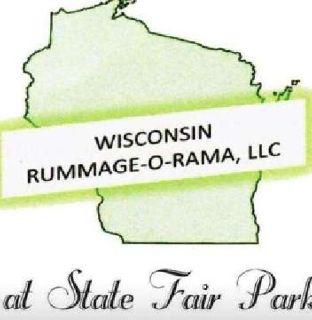 Wisconsin RUMMAGE ~O~ RAMA