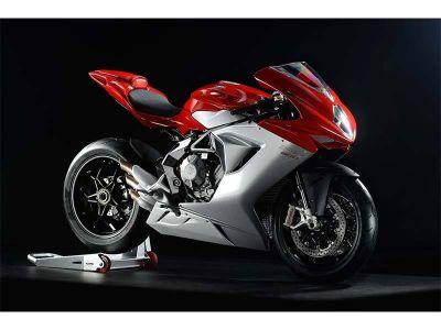 2014 MV Agusta F3 800 EAS SuperSport Motorcycles Burleson, TX