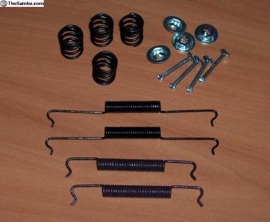 Brake Hardware Kits Rear Beetle 65-79 Ghia 65-74