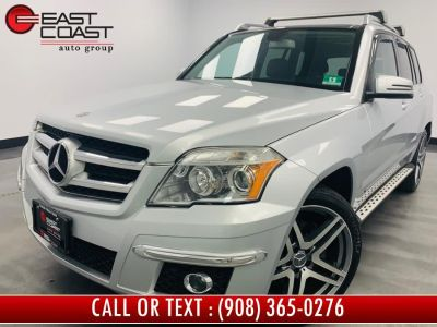 2010 Mercedes-Benz GLK-Class GLK350 (Palladium Silver Metallic)