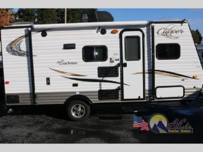New 2016 Coachmen RV Clipper Ultra-Lite 17BH