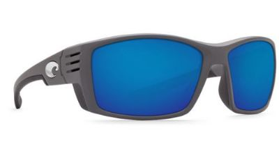 Buy Costa del Mar Cortez Polarized Sunglasses Gray/Blue Mirror 580G Lens CZ98OBMGLP motorcycle in Millsboro, Delaware, United States, for US $189.99