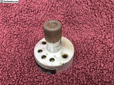 Nice Round Dimmer Switch, Working, Tested
