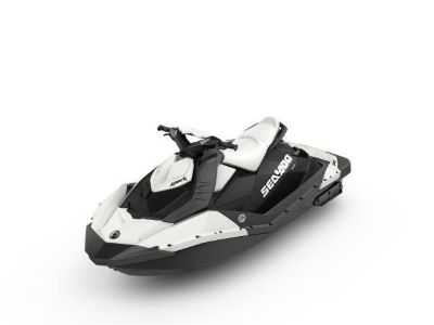 2015 Sea-Doo Spark 3up 900 H.O. ACE iBR Convenience Package PWC 3 Seater Watercraft Lancaster, NH