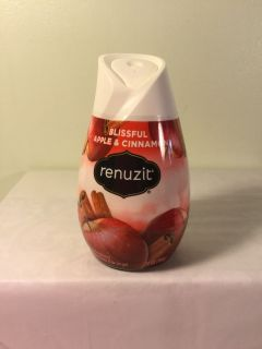 Renuzit blissful Apple and cinnamon solid air freshener