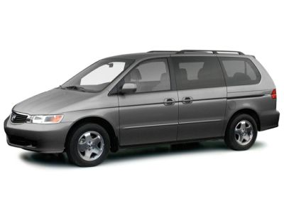 2000 Honda Odyssey EX (Taffeta White)