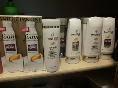 Pantene pro-v shampoo and conditioners mix and match choice