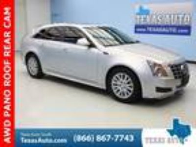 used 2014 Cadillac CTS Sport Wagon for sale.