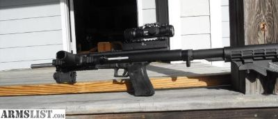 For Sale: Glock 17 to rifle