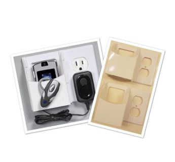 2 Outlet Organizers