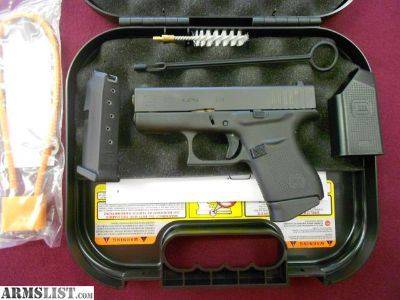For Sale: Glock 43-9mm NEW