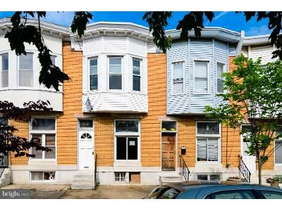 3 Bed 2 Bath Foreclosure Property in Baltimore, MD 21224 - S Newkirk St