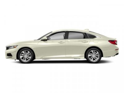 2018 Honda ACCORD SEDAN LX 1.5T I4 (Platinum White Pearl)