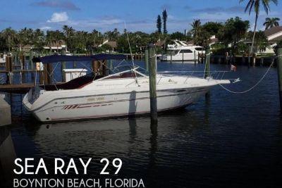 1992 Sea Ray 29
