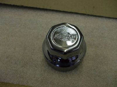 Find 1923-28 Chevy hub cap NOS and NEWLY [triple] PLATED L@@@@@@@@@K motorcycle in Springfield, Ohio, United States, for US $65.00