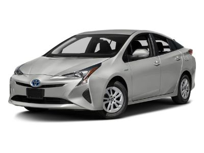 2018 Toyota Prius Two (Blue Crush Metallic)