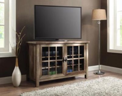"""TV stand up to 55"""" weathered"""