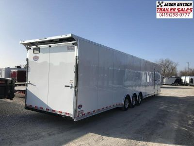 2019 United UXGN 8.5X48 Wide Body Gooseneck Triple Axle Flat