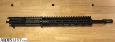 For Sale/Trade: Troy factory 14.5 upper in 5.56