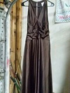 size 8 prom or evening dress