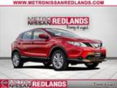 Used 2018 Nissan Rogue Sport Palatial Ruby, 1.74K miles