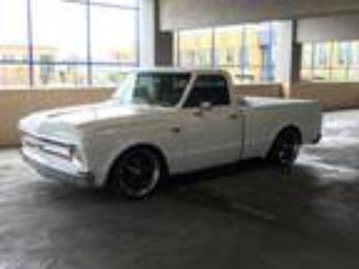 1969 Chevrolet C-10 Custom LS 5.3L