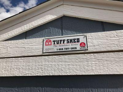 6X8 Tuff Shed storage shed