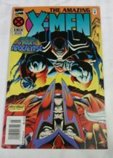 x men comic book