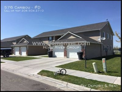 Pet Friendly 3 bed 2 bath apartment in Rigby by BMG Rentals