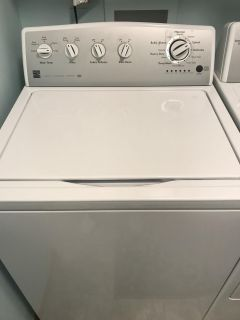 Kenmore top-load high efficiency washer