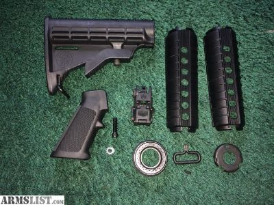 For Sale/Trade: Smith and Wesson Parts