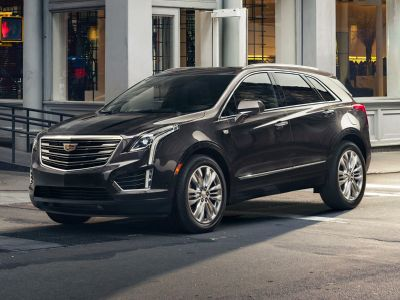 2018 Cadillac XT5 Base (Red)