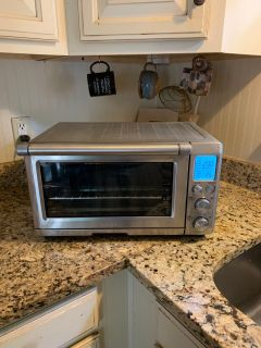 Connection oven