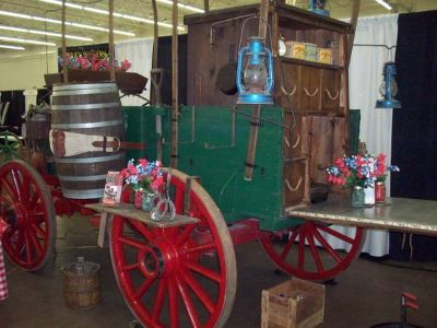 Texas Cowboy BBQ Catering with Chuckwagon