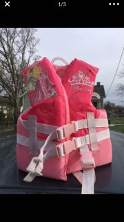 Disney Princess life jacket Child