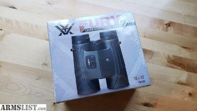For Sale: Vortex Fury LRF / Binos