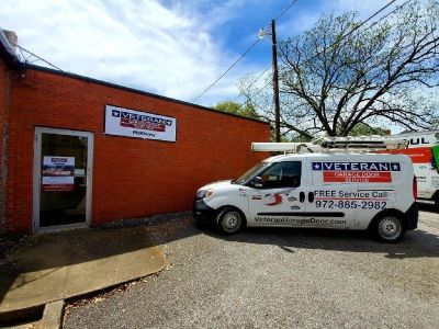 Veteran Garage Door Repair Mckinney