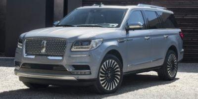 2018 Lincoln Navigator Select (White)